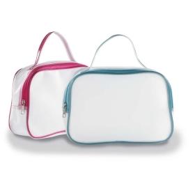 Trusa pentru cosmetice, transparenta;IT2511-11