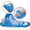 Bathing shoe with brush and pumice stone; cod produs : 7833004