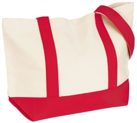 Medium canvas tote;75080.20