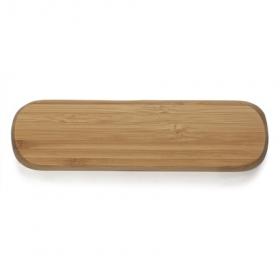 Pix din bambus + cutie, maron   5786-11