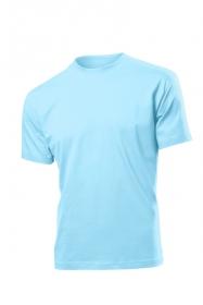 Tricou Hanes Top T, bleu;HA5131_SK