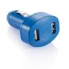 Incarcator dublu USB de masina; cod produs : P302.065