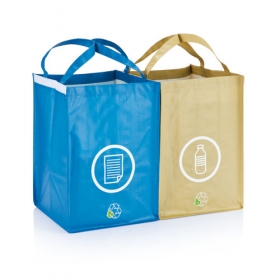 2 sacose pentru reciclat | P795.019