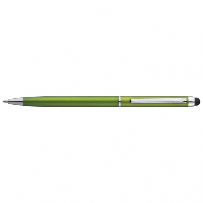 Plastic ball pen with touch function | 1878629