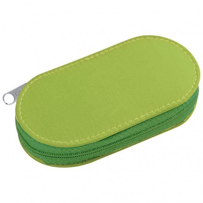 Manicure set in zipper case made of nylon   7895129