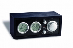 Desk radio with LCD clock | 5078.30