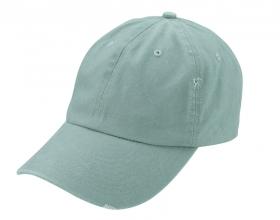Basic distressed cap | 38100.61