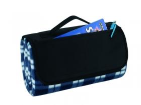 Plaid picnic blanket tote | 43043.50