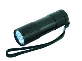 Aluminum flashlight | 55024.30
