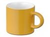 Cana din ceramica, galbena; cod produs : 04280-80