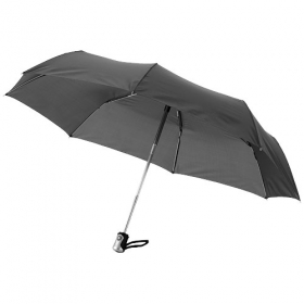 "21.5"" 3-Section auto open and close umbrella 