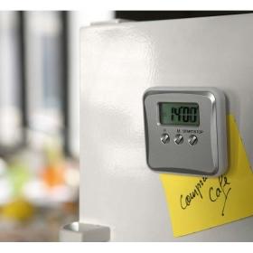 Temporizator pentru bucatarie cu magnet si clama | KC6870-16