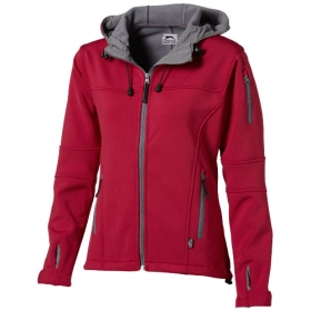 Match ladies softshell jacket | 3330725