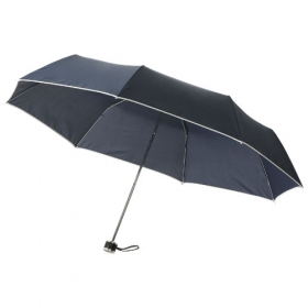"21"" 3-section umbrella 