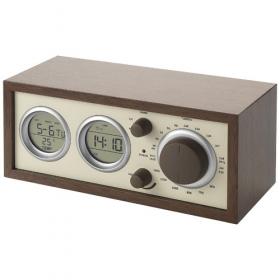 Classic radio with temperature | 10801100