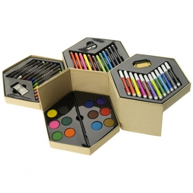 52 piece colouring set | 10628500