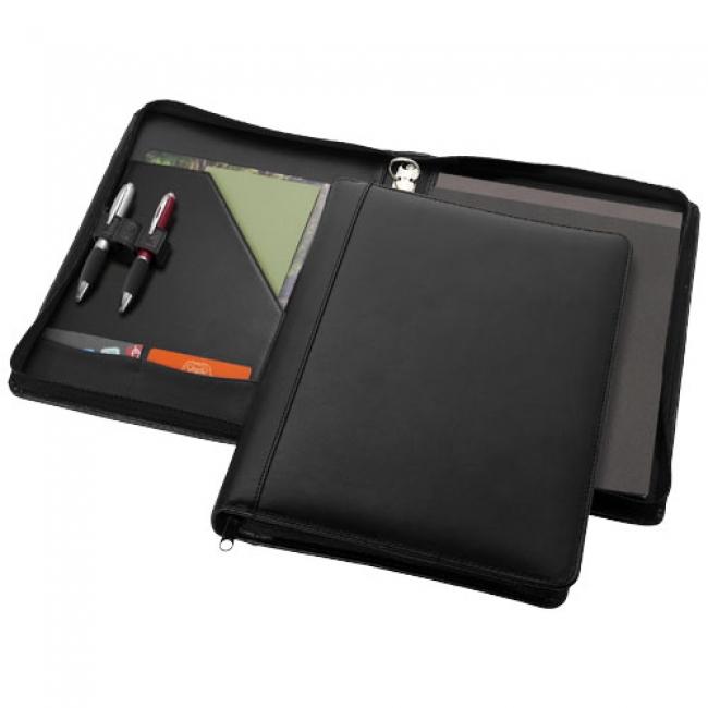 Harvard A4 leather zipper portfolio deluxe | 11916400