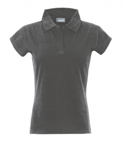 Micropolyester polo female | 34015.31