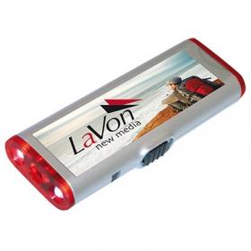 Mini flashlight with tool set | 53059.20