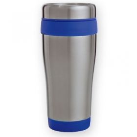 Colour band travel tumbler | 91014.52