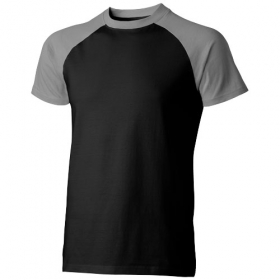 Backspin Tee,BLACK,XL | 3301799