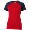 Backspin ladies Tee,RED,XL; cod produs : 3301825