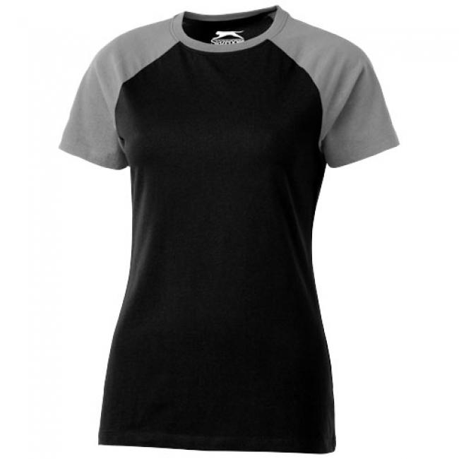Backspin ladies Tee,BLACK,XL | 3301899