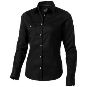 Nunavut ladies shirt,BLACK,XL | 3816799