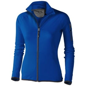 Mani Ladies Power Fleece,BL,XL   3948144