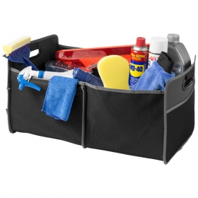 Accordion trunk organizer - BK | 13402200