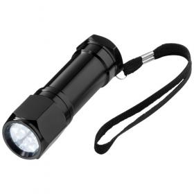 8 LED torch - BK | 13403100