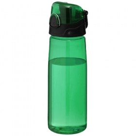 Capri sports bottle - tr.green | 10031304