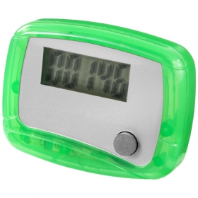 In shape pedometer - green/whi | 10201307