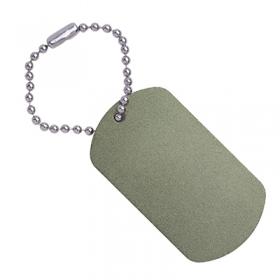 Aluminium keytag;61112.62