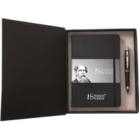 Charles Dickens (r) writing set | 0976-01