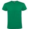 Tricou cu mânecă scurtă, guler rotund dublu. Cu bandă întărită pentru acoperirea cusăturii la guler și umeri, fără cusături.; cod produs : 6424_04