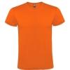 Tricou cu mânecă scurtă, guler rotund dublu. Cu bandă întărită pentru acoperirea cusăturii la guler și umeri, fără cusături.; cod produs : 6424_31