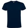 Tricou cu mânecă scurtă, guler rotund dublu. Cu bandă întărită pentru acoperirea cusăturii la guler și umeri, fără cusături.; cod produs : 6424_55