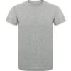 Tricou cu mânecă scurtă, guler rotund dublu. Cu bandă întărită pentru acoperirea cusăturii la guler și umeri, fără cusături.; cod produs : 6424_58