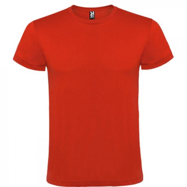 Tricou cu mânecă scurtă, guler rotund dublu. Cu bandă întărită pentru acoperirea cusăturii la guler și umeri, fără cusături. | 6424_60