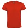 Tricou cu mânecă scurtă, guler rotund dublu. Cu bandă întărită pentru acoperirea cusăturii la guler și umeri, fără cusături.; cod produs : 6424_60