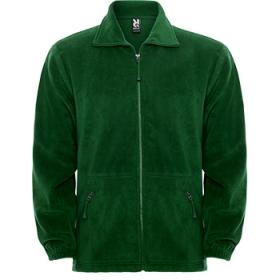 Jachetă Polar, cu guler înalt căptușit și fermoar injectat de aceeași culoare. Buzunare laterale cu fermoar, manșete elastice și talie cu reglare laterală.  | 1089_56