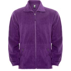 Jachetă Polar, cu guler înalt căptușit și fermoar injectat de aceeași culoare. Buzunare laterale cu fermoar, manșete elastice și talie cu reglare laterală. ;1089_71