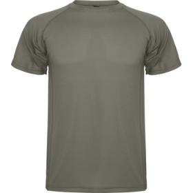 Tricou tehnic cu mânecă scurtă raglan și croi lateral cu cusături de aceeași culoare. Material respirabil, ce se spală și se usucă ușor.;0425_46