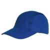 Șapcă comodă și ușoară cu plasă respirabilă. Bandă interioară pentru excesul de transpirație. Sistem de închidere cu arici.; cod produs : 7036_05