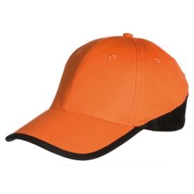 Șapcă din material combinat în 6 clini. 6 găuri de aerisire brodate de aceeași culoare. Bandă interioară pentru excesul de transpirație. Sistem de închidere cu arici.    | 7034_02