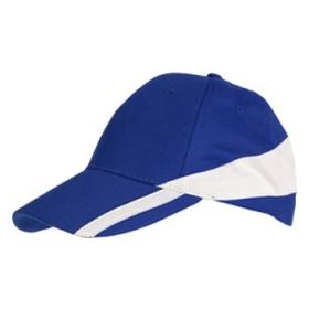 Șapcă din material combinat în 6 clini. 6 găuri de aerisire brodate de aceeași culoare. Bandă interioară pentru excesul de transpirație. Sistem de închidere cu arici.    | 7035_01