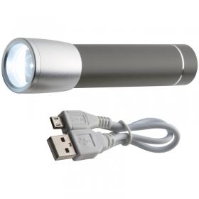 Lanternă cu powerbank;8012577