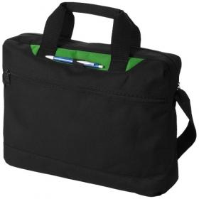 Dallas conference bag blck/grn | 11970604