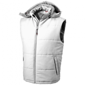 Gravel Bodywarmer,Wht,3XL | 3342901
